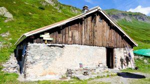 Chalets de Villy · Alpes, Aiguilles Rouges, FR · GPS 45°59'31.37'' N 6°49'51.94'' E · Altitude 1872m