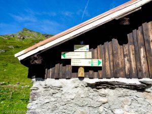 Chalets de Villy · Alpes, Aiguilles Rouges, FR · GPS 45°59'31.42'' N 6°49'52.18'' E · Altitude 1873m