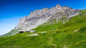 Refuge de Moëde Anterne · Alpes, Aiguilles Rouges, FR · GPS 45°58'30.80'' N 6°48'11.08'' E · Altitude 1971m