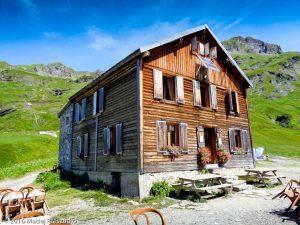 Refuge de Moëde Anterne · Alpes, Aiguilles Rouges, FR · GPS 45°58'30.55'' N 6°48'2.54'' E · Altitude 1982m