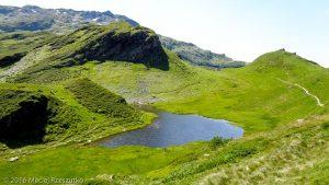 Refuge de Moëde Anterne · Alpes, Aiguilles Rouges, FR · GPS 45°58'17.27'' N 6°47'50.63'' E · Altitude 1946m