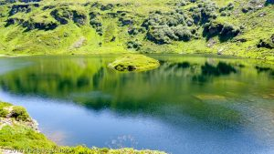 Lac de Pormenaz · Alpes, Aiguilles Rouges, FR · GPS 45°57'44.52'' N 6°47'30.26'' E · Altitude 1945m