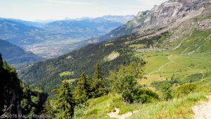 La Chorde · Alpes, Aiguilles Rouges, FR · GPS 45°57'38.05'' N 6°47'7.41'' E · Altitude 1850m