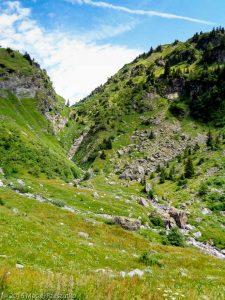 Chalets du Souay · Alpes, Aiguilles Rouges, FR · GPS 45°57'34.94'' N 6°46'43.79'' E · Altitude 1581m