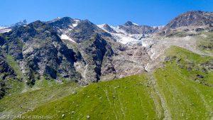 Hannig · Alpes, Alpes valaisannes, Massif de Michabel, CH · GPS 46°6'46.10'' N 7°54'37.48'' E · Altitude 2310m