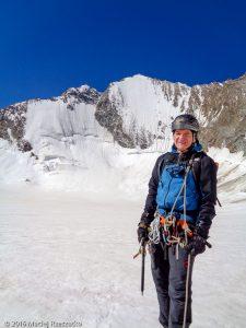 Hohbalmgletscher · Alpes, Alpes valaisannes, Massif de Michabel, CH · GPS 46°6'46.37'' N 7°52'35.92'' E · Altitude 3617m