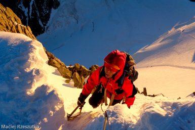 Col du Mont Maudit · Alpes, Massif du Mont-Blanc, FR · GPS 45°50'55.89'' N 6°52'24.59'' E · Altitude 4330m