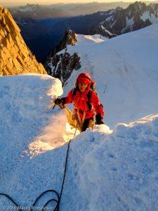 Col du Mont Maudit · Alpes, Massif du Mont-Blanc, FR · GPS 45°50'55.86'' N 6°52'24.57'' E · Altitude 4331m