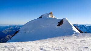 Col de la Brenva · Alpes, Massif du Mont-Blanc, FR · GPS 45°50'24.94'' N 6°52'21.36'' E · Altitude 4316m