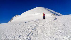 Mur de la Côte · Alpes, Massif du Mont-Blanc, FR · GPS 45°50'21.97'' N 6°52'12.00'' E · Altitude 4436m