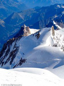 Mont-Blanc · Alpes, Massif du Mont-Blanc, FR · GPS 45°49'57.35'' N 6°51'56.61'' E · Altitude 4810m