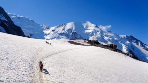 Arête Payot · Alpes, Massif du Mont-Blanc, FR · GPS 45°51'26.19'' N 6°49'8.21'' E · Altitude 3160m