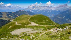 Col du Mont Lachat · Alpes, Massif du Mont-Blanc, FR · GPS 45°51'55.40'' N 6°47'55.44'' E · Altitude 2237m