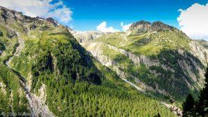 Glacier du Trient · Alpes, Valais, Massif du Mont-Blanc, CH · GPS 46°1'35.17'' N 7°1'15.38'' E · Altitude 1901m