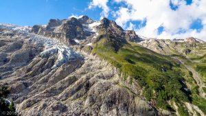 Glacier du Trient · Alpes, Valais, Massif du Mont-Blanc, CH · GPS 46°1'28.99'' N 7°1'25.80'' E · Altitude 1969m