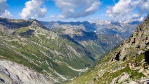 Fenêtre d'Arpette · Alpes, Valais, Massif du Mont-Blanc, CH · GPS 46°1'10.85'' N 7°2'14.16'' E · Altitude 2492m