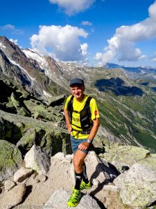 Fenêtre d'Arpette · Alpes, Valais, Massif du Mont-Blanc, CH · GPS 46°1'8.68'' N 7°2'23.33'' E · Altitude 2665m
