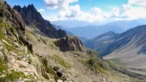 Fenêtre d'Arpette · Alpes, Valais, Massif du Mont-Blanc, CH · GPS 46°1'8.56'' N 7°2'23.49'' E · Altitude 2665m