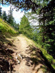 La Bovine · Alpes, Valais, Massif du Mont-Blanc, CH · GPS 46°3'28.38'' N 7°2'28.26'' E · Altitude 2012m