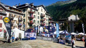 Chamonix-Mont-Blanc · Alpes, Massif du Mont-Blanc, Vallée de Chamonix, FR · GPS 45°55'25.09'' N 6°52'6.74'' E · Altitude 1101m