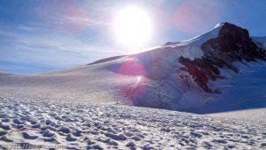 Turtmanngletscher · Alpes, Alpes valaisannes, Vallée d'Anniviers, CH · GPS 46°7'40.40'' N 7°41'59.16'' E · Altitude 3339m