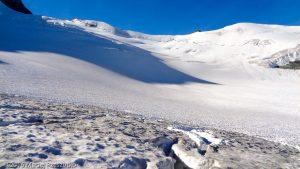 Turtmanngletscher · Alpes, Alpes valaisannes, Vallée d'Anniviers, CH · GPS 46°7'40.40'' N 7°41'59.15'' E · Altitude 3339m