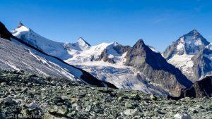 Turtmanngletscher · Alpes, Alpes valaisannes, Vallée d'Anniviers, CH · GPS 46°7'48.07'' N 7°40'58.04'' E · Altitude 3216m