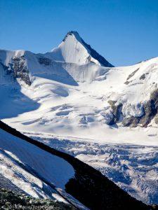 Turtmanngletscher · Alpes, Alpes valaisannes, Vallée d'Anniviers, CH · GPS 46°7'48.14'' N 7°40'58.12'' E · Altitude 3216m