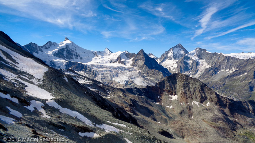 Cabane de Tracuit · Alpes, Alpes valaisannes, Vallée d'Anniviers, CH · GPS 46°7'48.02'' N 7°40'47.56'' E · Altitude 3211m