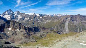 Cabane de Tracuit · Alpes, Alpes valaisannes, Vallée d'Anniviers, CH · GPS 46°7'48.29'' N 7°40'47.21'' E · Altitude 3209m
