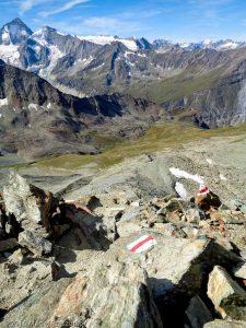 Cabane de Tracuit · Alpes, Alpes valaisannes, Vallée d'Anniviers, CH · GPS 46°7'51.05'' N 7°40'40.54'' E · Altitude 3187m
