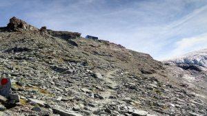 Cabane de Tracuit · Alpes, Alpes valaisannes, Vallée d'Anniviers, CH · GPS 46°7'45.44'' N 7°40'32.01'' E · Altitude 3063m
