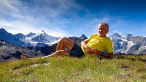 Combautanna · Alpes, Alpes valaisannes, Vallée d'Anniviers, CH · GPS 46°7'37.90'' N 7°40'0.30'' E · Altitude 2882m