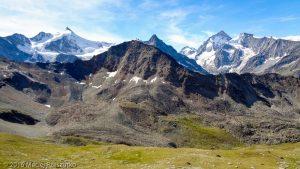 Combautanna · Alpes, Alpes valaisannes, Vallée d'Anniviers, CH · GPS 46°7'37.87'' N 7°40'0.40'' E · Altitude 2883m
