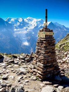 Col du Brévent · Alpes, Préalpes de Savoie, Aiguilles Rouges, FR · GPS 45°56'28.81'' N 6°50'36.70'' E · Altitude 2331m