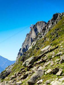 Col du Brévent · Alpes, Préalpes de Savoie, Aiguilles Rouges, FR · GPS 45°56'28.94'' N 6°50'36.65'' E · Altitude 2331m