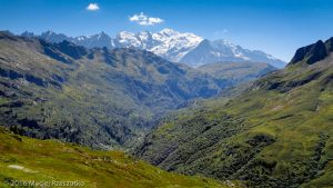 Collet d'Ecuelle · Alpes, Préalpes de Savoie, Aiguilles Rouges, FR · GPS 45°58'26.84'' N 6°48'55.38'' E · Altitude 2016m