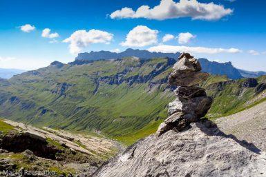 Col de Salenton · Alpes, Préalpes de Savoie, Aiguilles Rouges, FR · GPS 46°0'22.86'' N 6°51'3.45'' E · Altitude 2357m