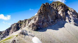 Col de Salenton · Alpes, Préalpes de Savoie, Aiguilles Rouges, FR · GPS 46°0'26.23'' N 6°51'19.36'' E · Altitude 2484m