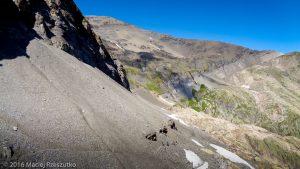 Col de Salenton · Alpes, Préalpes de Savoie, Aiguilles Rouges, FR · GPS 46°0'26.21'' N 6°51'19.37'' E · Altitude 2484m