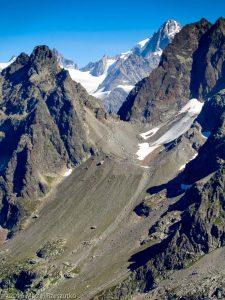 Col de Salenton · Alpes, Préalpes de Savoie, Aiguilles Rouges, FR · GPS 46°0'26.16'' N 6°51'19.45'' E · Altitude 2484m
