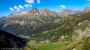 Cascade du Picheu · Alpes, Massif du Mont-Blanc, Vallée de Chamonix, FR · GPS 46°0'12.92'' N 6°57'49.76'' E · Altitude 1943m