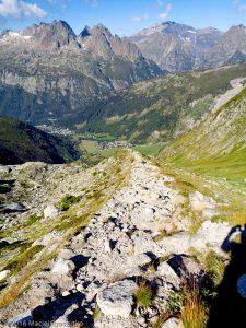 Moraine laterale du glacier du Tour · Alpes, Massif du Mont-Blanc, Vallée de Chamonix, FR · GPS 46°0'4.49'' N 6°58'33.53'' E · Altitude 2329m