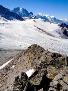 Arête du Génépi · Alpes, Massif du Mont-Blanc, Vallée de Chamonix, FR · GPS 45°59'55.09'' N 6°59'31.97'' E · Altitude 2886m