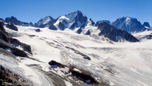 Arête du Génépi · Alpes, Massif du Mont-Blanc, Vallée de Chamonix, FR · GPS 45°59'55.00'' N 6°59'32.00'' E · Altitude 3043m