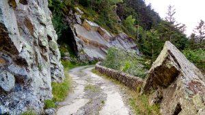 Ancien chemin minier · Pyrénées, Pyrénées-Orientales, Massif du Canigou, FR · GPS 42°33'29.30'' N 2°25'23.73'' E · Altitude 964.6061m