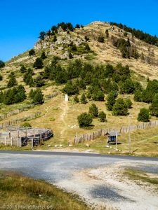 Col de Mantet · Pyrénées, Pyrénées-Orientales, Réserve Naturelle de Mantet, FR · GPS 42°28'53.06'' N 2°18'51.20'' E · Altitude 1729m