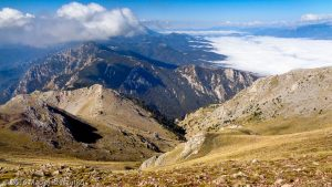 Serra de Cadí · Pyrénées, Catalogne, Cadí, ES · GPS 42°19'8.96'' N 1°53'34.61'' E · Altitude 2488m