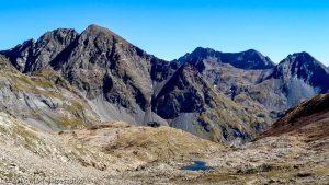 Hourquette d'Ossoue · Pyrénées, Hautes-Pyrénées, Vallée d'Ossoue, FR · GPS 42°46'44.20'' N 0°7'53.14'' W · Altitude 2669m