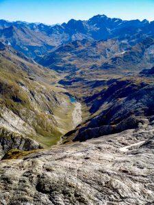 Petit Vignemale · Pyrénées, Hautes-Pyrénées, Vallée d'Ossoue, FR · GPS 42°46'28.69'' N 0°8'6.35'' W · Altitude 3033m